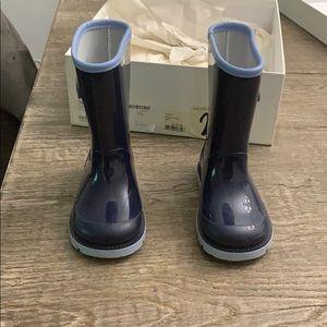 Gucci toddler rain boots